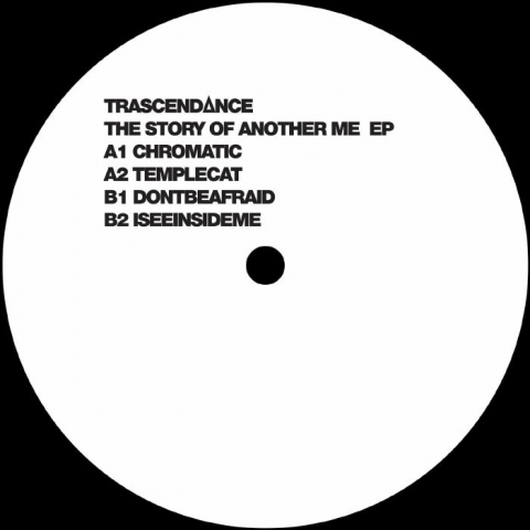 """(  XRD 005 ) TRASCENDANCE - The Story Of Another Me (12"""") Exarde"""