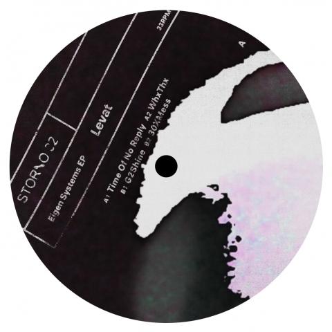 "( STO 002 ) LEVAT - Eigen Systems EP (12"") Storno Germany"