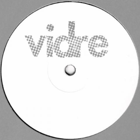 """( VDR 003 ) GERARDO - VIDRE 003 (hand-stamped 12"""" limited to 150 copies) Vidre Spain"""