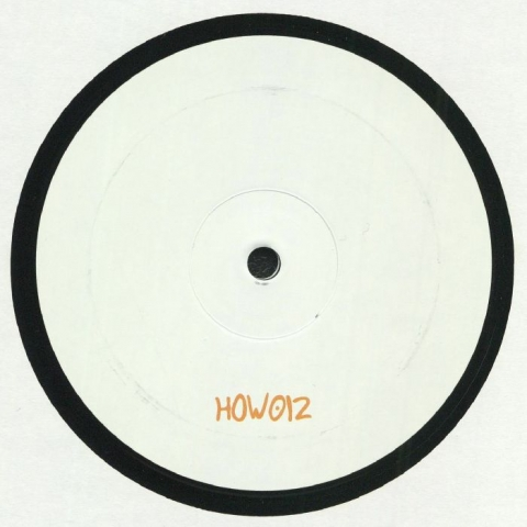 "( HOW 012 ) DEVV - HOW 012 (limited 12"") House On Wax"