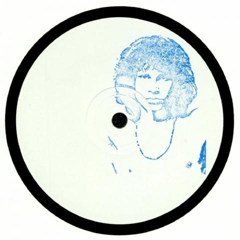 "(  DIGWAH 03 ) DIGWAH - Ijzeren Rots (hand-stamped 1-sided 12"") Digwah UK"