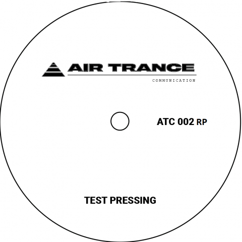 "( ATC 002 RP ) VARIOUS - Automatic Flint EP (repress 2020) (12"") Air Trance Communications"
