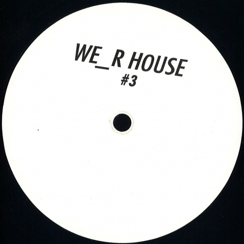 "( WRH 03 ) REVIVIS - Serendipity EP (12"") We_R House Germany"