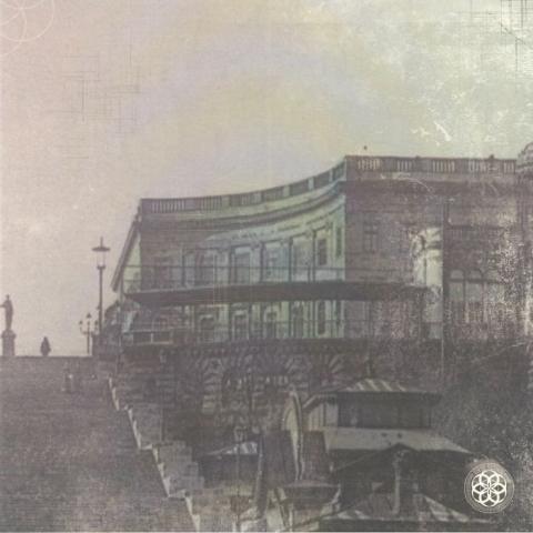 "( VRV 05 ) Silat BEKSI / DANIEL BROESECKE - Mistral EP (heavyweight vinyl 12"") Vivus Germany"