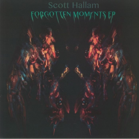 "( CRTL 013 ) Scott HALLAM - Forgotten Moments (140 gram vinyl 12"") Cartulis Music"