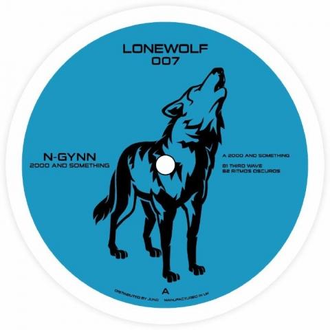 "( LONEWOLF 007 ) N GYNN - 2000 & Something (140 gram vinyl 12"") Lonewolf"