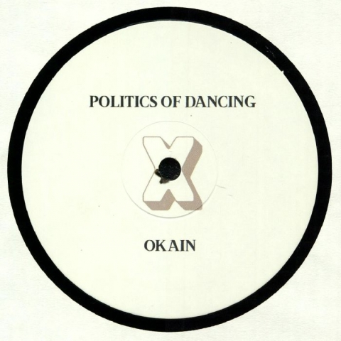 "(  PODCROSS 006 ) POLITICS OF DANCING / OKAIN / ROWLANZ - Politics Of Dancing X Okain & Rowlanz (140 gram vinyl 12"") P.O.D Cross"