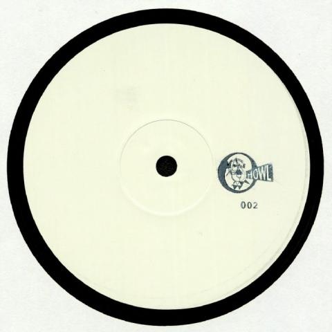 """( HWLS 002 ) GATHASPAR - HWLS 002 (12"""") Howl Stamp Italy"""