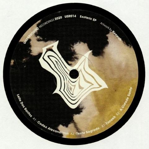 "( USR 014 ) Leite DOS SANTOS - Exoteric EP (12"") Undersound Recordings"