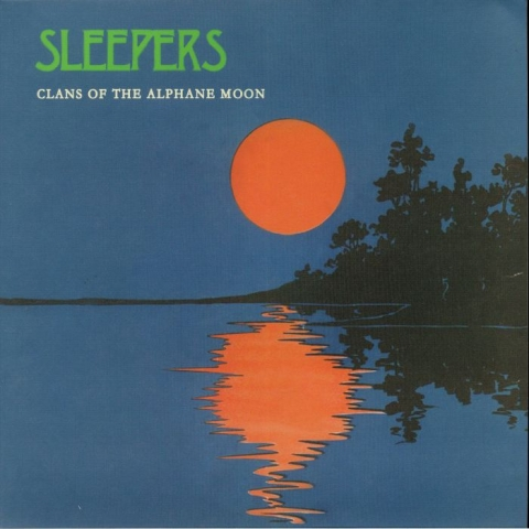 "( SLPR 008 )  CLANS OF THE ALPHANE MOON - Mission Alpha III (12"") Sleepers"