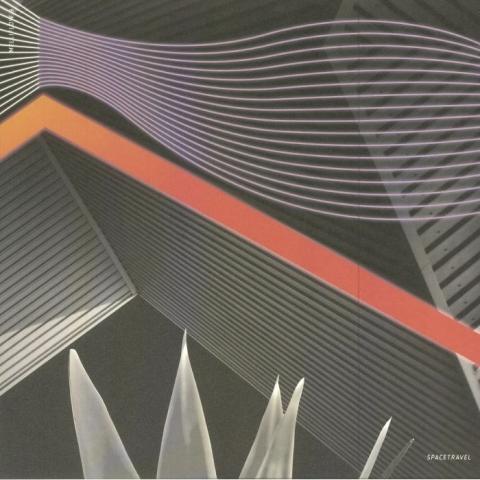 "( MFLOW 9 ) SPACETRAVEL - Ziusudra EP (heavyweight vinyl 2x12"") Melliflow Germany"