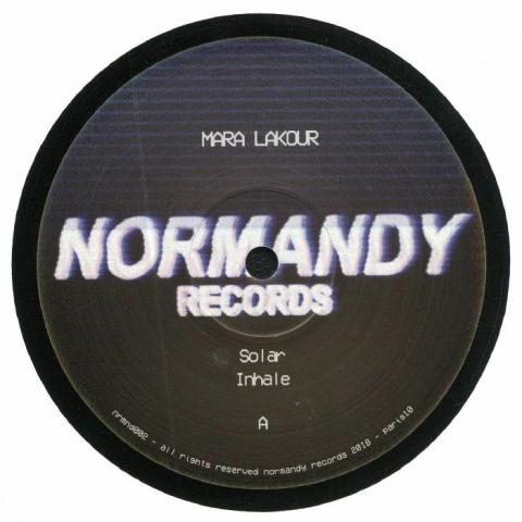 "( NRMND 002 ) Mara LAKOUR - NRMND002 EP (12"") Normandy"