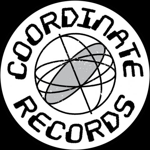"""( CRD 001 ) BAKKED - Coordinate Ep (12"""") Coordinate"""