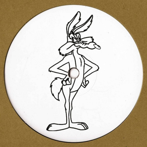 "( tooneylunes 003 ) Willie E. Coyote - The Road Runner – 003 ( vinyl only 12"" 180 gr ) Tooney Lunes"