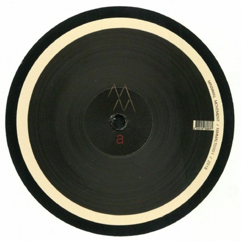 "( NIMMALTD 001 ) MINIMMAL MOVEMENT - NIMMALTD 001 (12"") Minimmal Movement Netherlands"