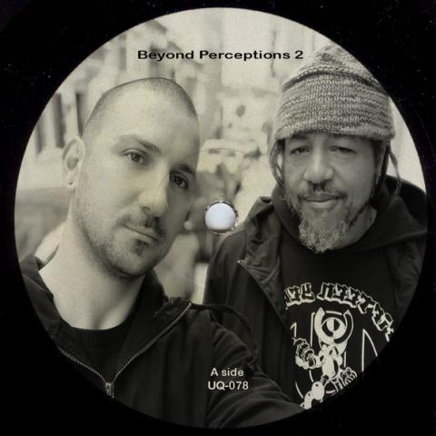 ( UQ-078 ) Jus-Ed / Melchior Sultana – Beyond Perceptions 2 - Underground Quality