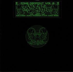 "( TDO 819 ) DAWL / SWEEN / SKYWAVE TRANSMISSIONS / XOTR/SAMUEL PADDEN / DAIF / ASCOT / WW - Tone Dropout Vol 8 (12"") Tone Dropout"