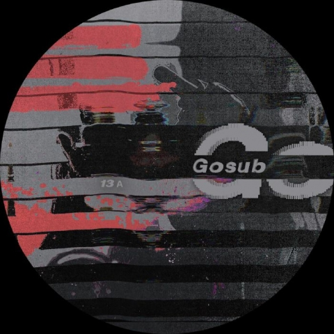 "( LIB 13 ) GOSUB - Libertine 13 (double 12"") Libertine"
