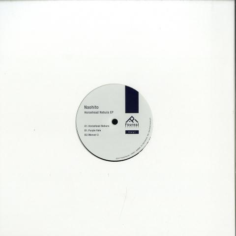 """( FOR 002 ) NAOHITO - Horsehead nebura EP (12"""") Forreal"""