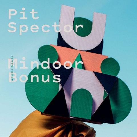 "( LOG 73EP ) PIT SPECTOR - Mindoor Bonus EP (12"") Logistic France"