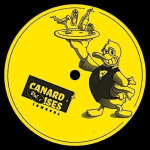 "( LBMR 001 ) BITTERJAZZ / AYMERIC / JOS / VIVIES - Canardises Vol 1 (12"") La Boomerie France"