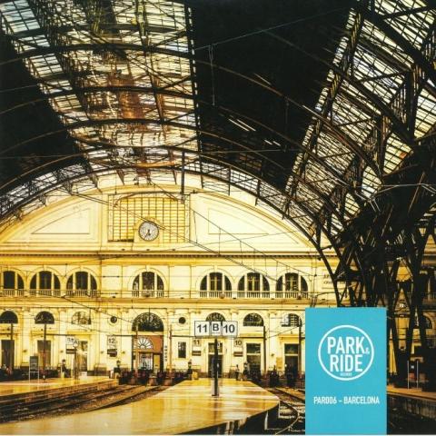 """( VPAR 006 )  BARSON -  Barcelona (12"""") Park & Ride"""