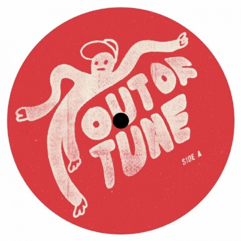 """( OOT 03 ) Saverio CELESTRI - Forest Virus EP (12"""") Out Of Tune"""