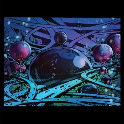 ( EE 0009 ) VARIOUS - Planetary Highways (gatefold xLP) Emotions Electric