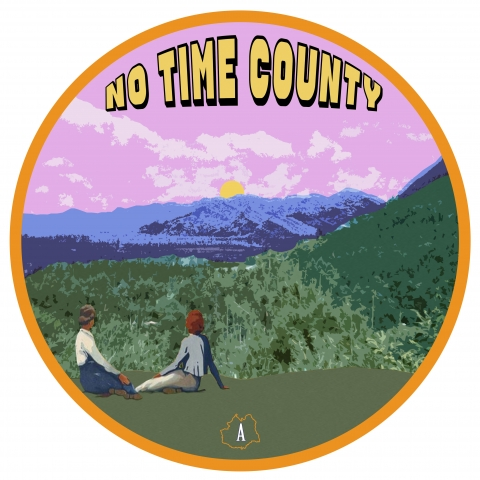 "( NTC 001 ) Asper BOTHROPS / ROBIN ORDELL / RUDOH - No Time County 001 (12"") No Time County"