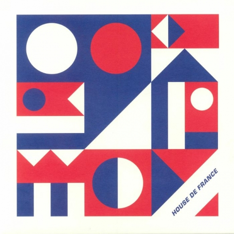 "( CNC 001 ) BELLAIRE / GROOVE BOYS PROJECT / TOO MANY CARS / ALVA / AVORTON / OHES - House De France (12"") Kuroneko Sono France"