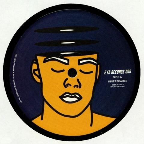 """( EYA 006 )  INNERSHADES / TWO PHASE U / OTIS / ZOTS - EYA 006 (140 gram vinyl double 12"""") Eya"""