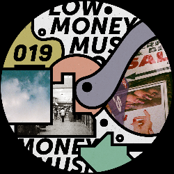 "( LMML 19 ) PAOLO MACRI - Digital Deceivers EPX (12"") LowMoneyMusicLove"
