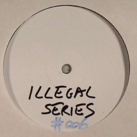 ( IS 06 ) Sergej NICOLAJ / ESC SOUNDWORK - Compatible EP -  Illegal Series Italy