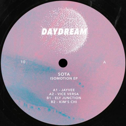 "( DAYDREAM 12 ) LORIK / RUPERT ELLIS / MJOG / STEVN.AINT.LEAVN - Daydream 12 ( 12"" vinyl ) Daydream"