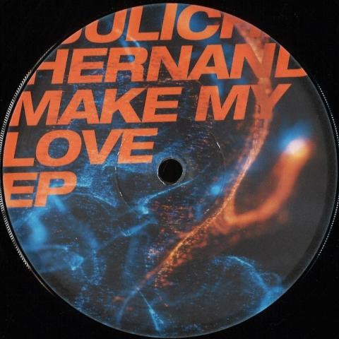 """( ERLTD 017 ) JULICHE HERMANDEZ - Make My Loved EP ( 12"""" Vinyl ) Erlow Limited"""
