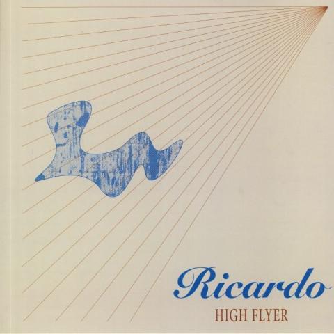"""( VIBR 020 ) RICARDO - High Flyer (reissue) (140 gram vinyl 12"""") Vibraphone"""