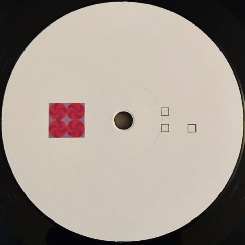 "( PROS 002 ) Zûg ‎– EP 2  ‎(Vinyl, 12"" Limited Edition, White Label) Propersound"