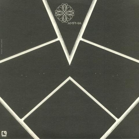 """( AMP 015 ) Cezar LAZAR - Archetypes EP (heavyweight vinyl double 12"""") Amphia Romania"""