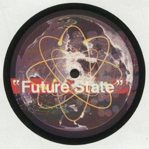 "( UTTU 113 ) CIGNOL - Future State ( 12"" vinyl ) Unknown To The Unknown"
