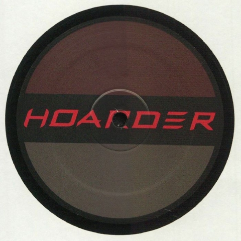 "( HOARD 019 ) LOCAL DUB - Fur Coat EP (12"") Hoarder Netherlands"