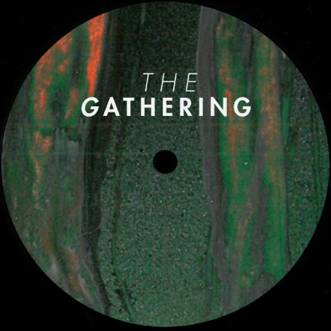 "( TGR 002 ) NORKEN / NYQUIST / SPACETRAVEL -  Anhip EP  FORTHCOMING  ( Format: 12"" ) The Gathering Germany"