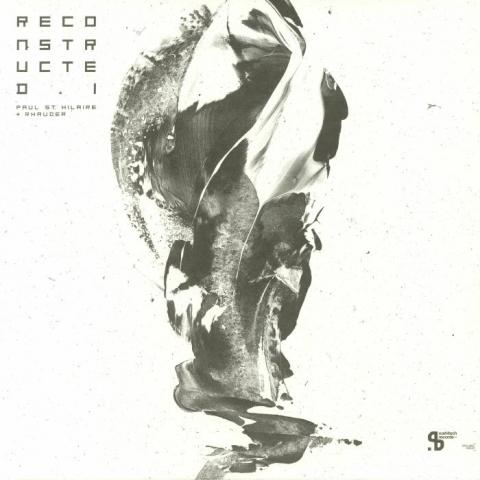 "( SUSH 047 ) Paul ST HILAIRE / RHAUDER - Reconstructed I (Cobblestone Jazz & Amorf mixes) (12"") Sushitech"