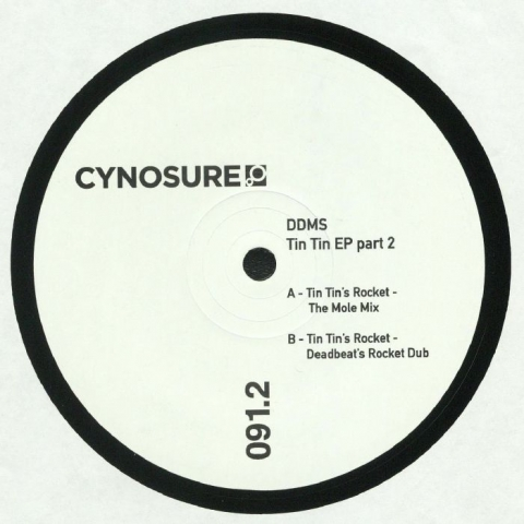 "(  CYN 091.2  ) DDMS - Tin Tin EP Part 2 (12"") Cynosure Canada"