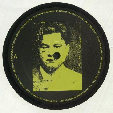 """( WRECKS 034 ) HI TECH CRIMINAL - Duster EP ( 12"""" vinyl reissue ) Klasse Wrecks"""