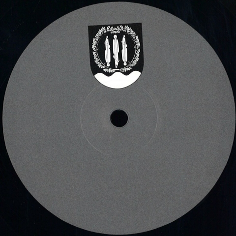 "( STURO 003 ) Nils DIEZEL - Waldi International EP (heavyweight vinyl 12"") Sturo Germany"