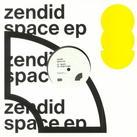 "( DISCOBAR 08 ) ZENDID - Space EP (12"") Discobar"