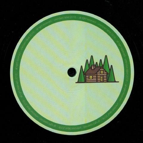 """( UNK 09 ) UNKNOWN - 09 (dark green vinyl 12"""") Unknown Italy"""