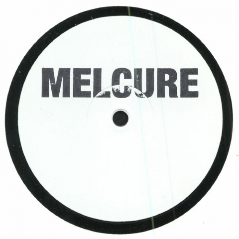 "( MELCURE 003 ) LE LOUP - Astro City (hand-stamped 180 gram vinyl 12"") Melcure Spain"