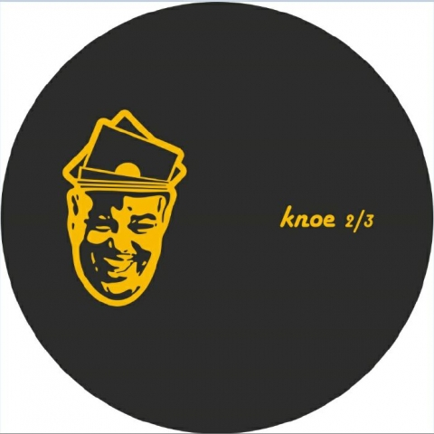 "( KNOE 2/3 ) Casey TUCKER - Knoe 2/3 (140 gram vinyl 12"") For Those That Knoe"