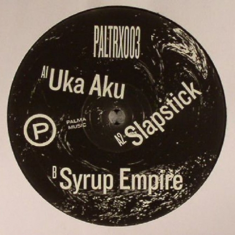 "( PALTRX 003 ) PALMA - Slapstick (12"") Palma Music France"